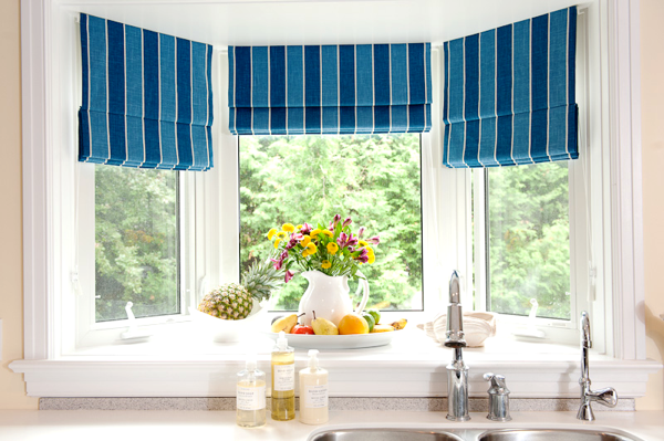 Kitchen Bow Windows : A button tufted life cottage transformation