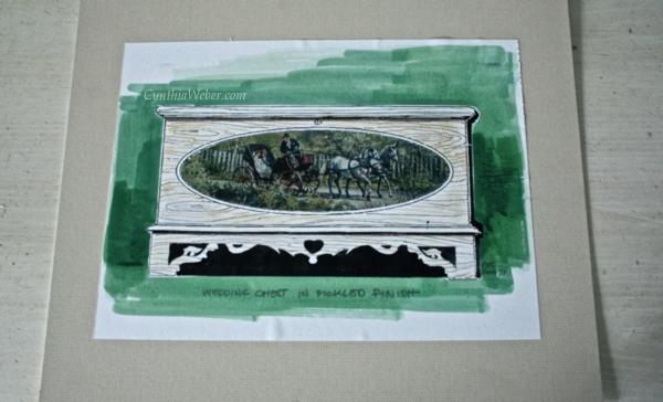 drawing for Lane