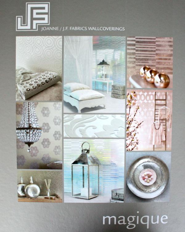 Magique Wallpaper available through CynthiaWeber.com 1
