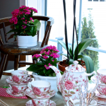 Spring Tablescape…