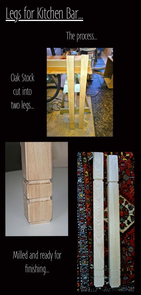 making legs for kitchen bar cynthiaweber.com