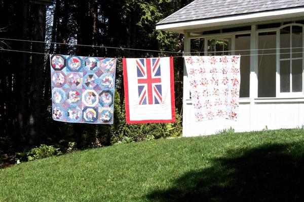quilts airing cynthiaweber.com