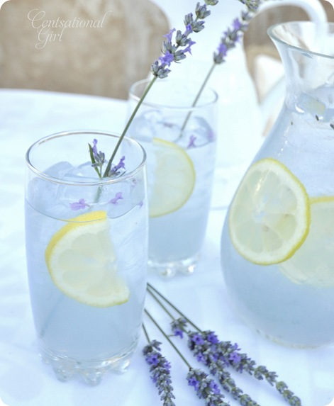 Lavender Lemonade from Centsational Girl
