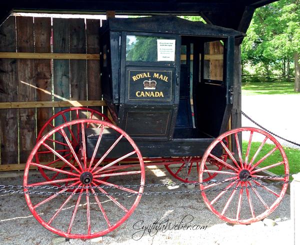 Royal Mail Canada buggy CynthiaWeber.com