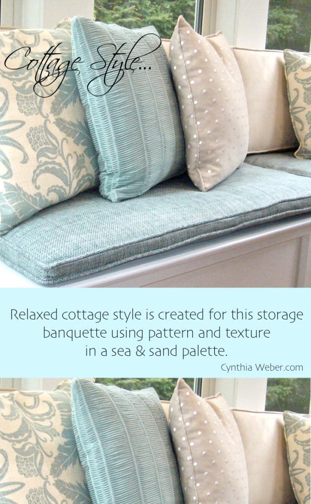 Cottage Style… CynthiaWeber.com