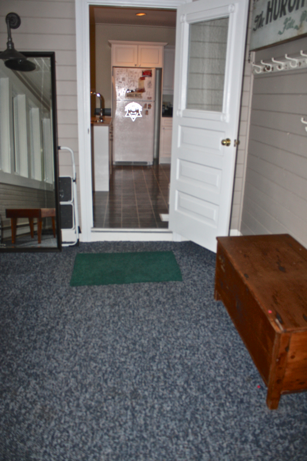 Entrance Before