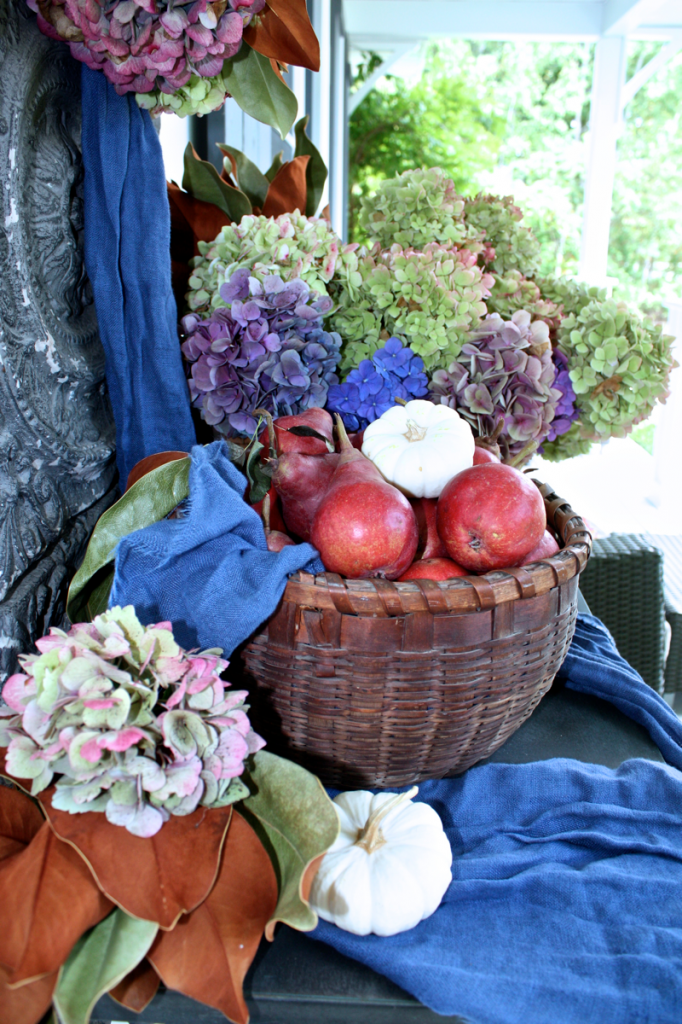 Fall Harvest Styling CynthiaWeber.com