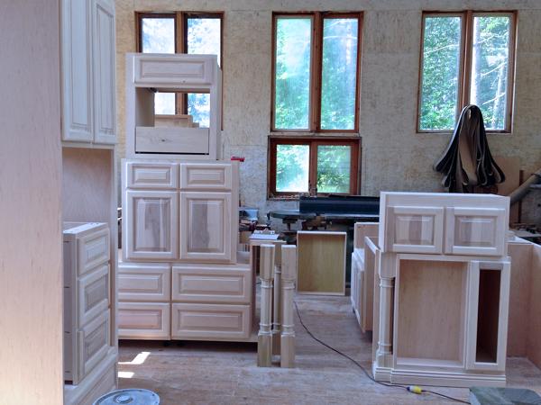 Mennonite cabinetry shop run be a generator