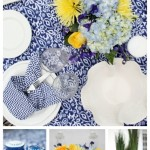 Setting A Beautiful Table…  tips for picking a China Pattern you will love for ever.