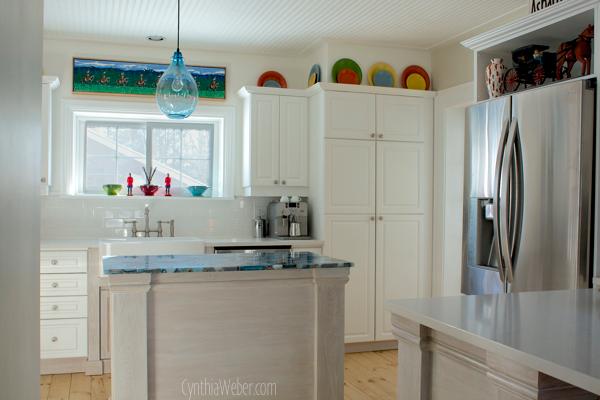 Cottage Kitchen CynthiaWeber.com
