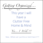 Getting on the January Organizing Bus…
