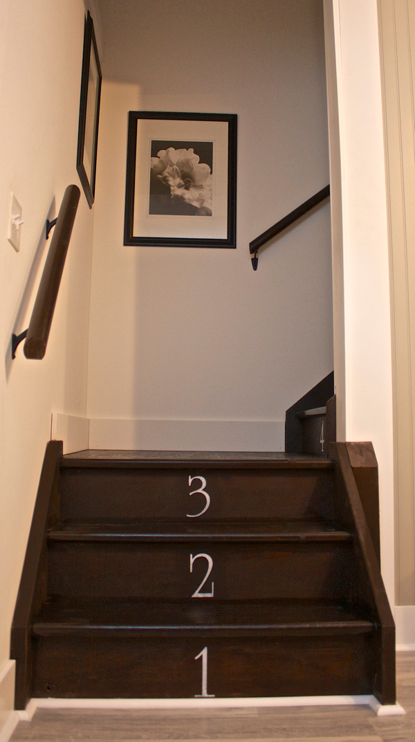 Numbered Stairs CynthiaWeber.com