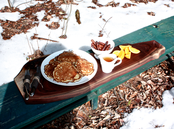 Pancake Tuesday and the Snow Picnic Maple Syrup Adventure…