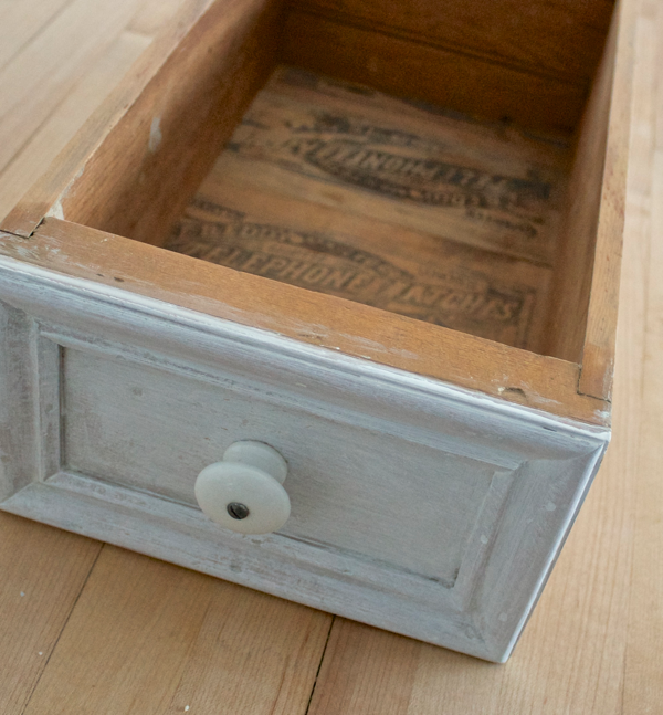 Drawer with slats from E.B. Eddy Co. Hull Canada CynthiaWeber.com