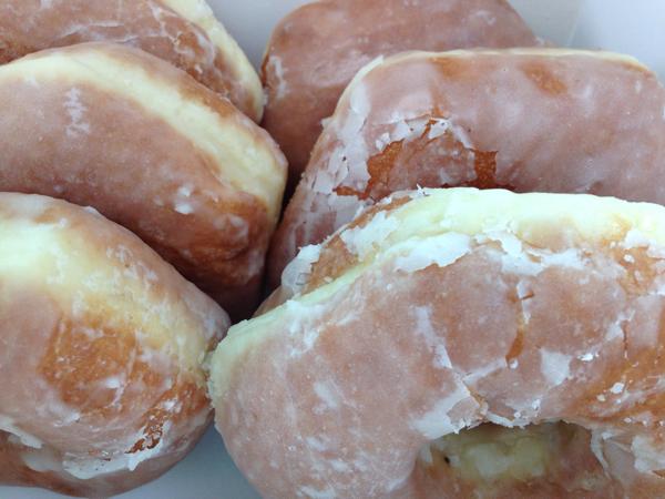 fresh donuts… cynthiaweber.com