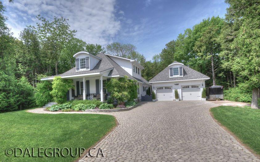 Hoop Top House is for Sale Bayfield Ontario