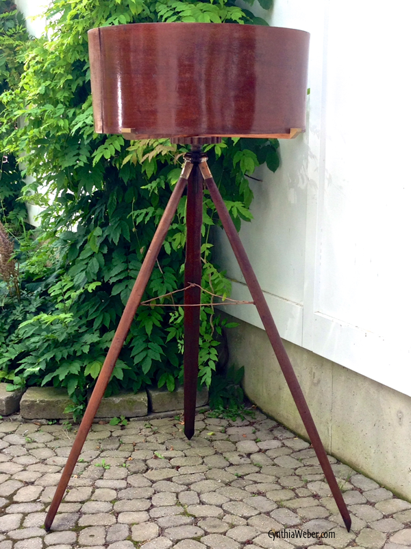 Finished Industrial Lamp project… CynthiaWeber.com