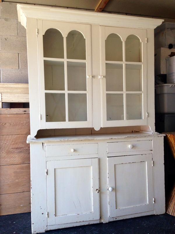 Flat wall cupboard in storage… CynthiaWeber.com