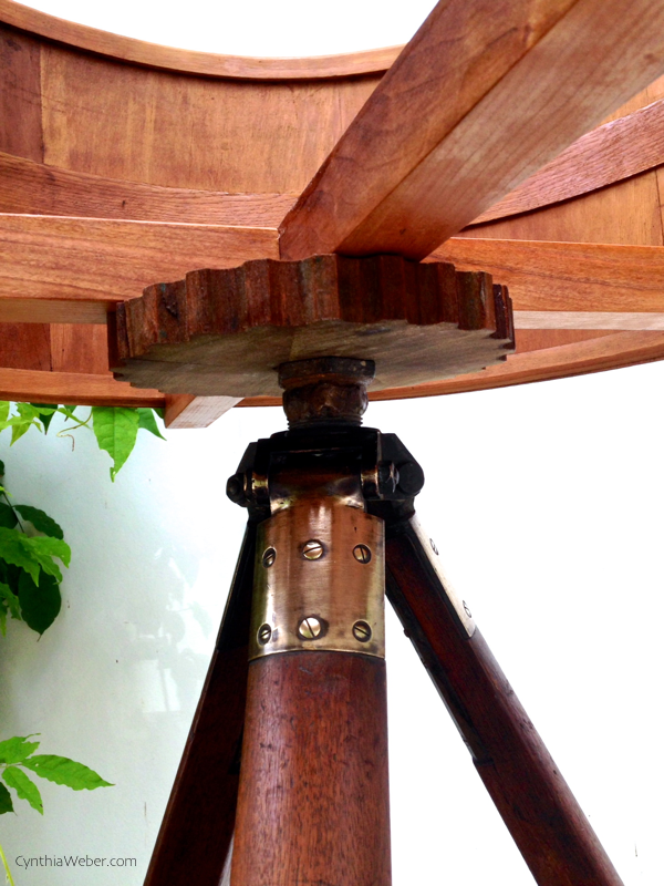 Industrial Lamp… CynthiaWeber.com