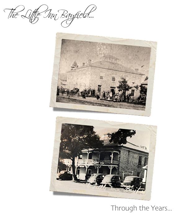 The Little Inn Bayfield … Through the Years