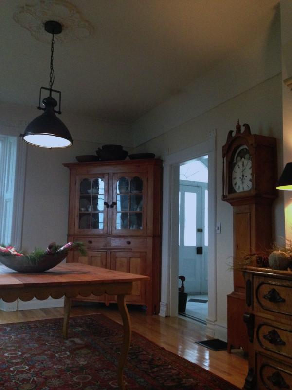 The dining room at BannockBurn … CynthiaWeber.com