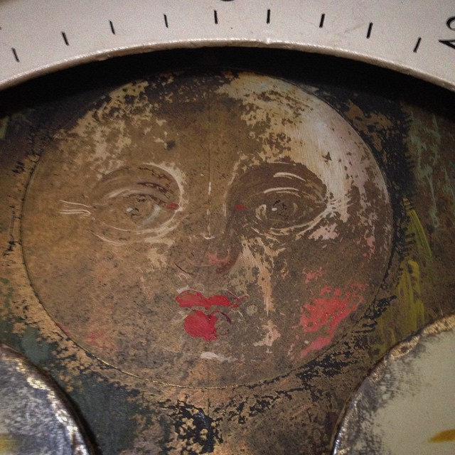 clockface… Cynthiaweber.com