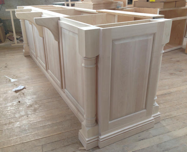 Cabinetry in the shop… cynthiaweber.com