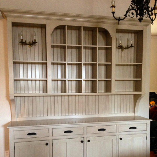 The Servery cabinet for The Little Inn project… cynthiaweber.com