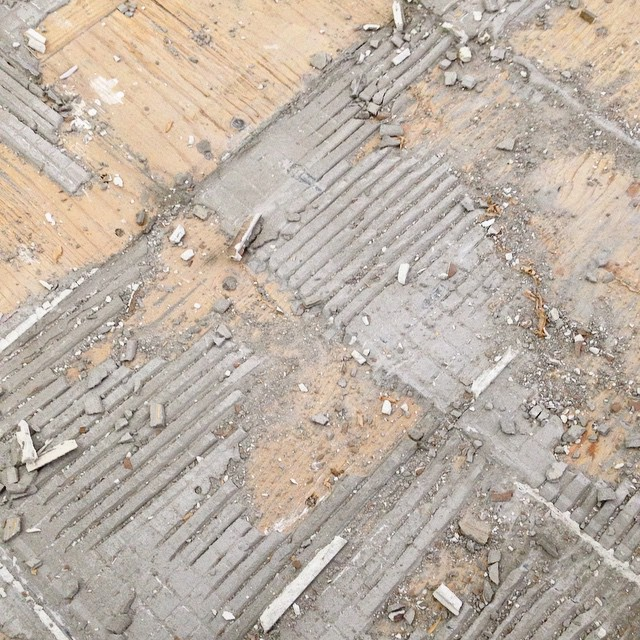 removing tile at Bannockburn 1878… Cynthiaweber.com