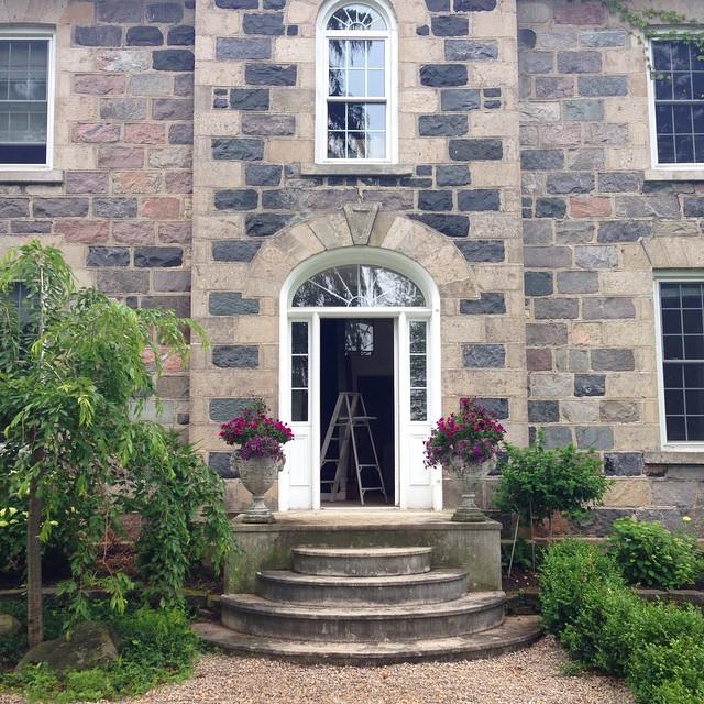renovation at BannockBurn 1878… Cynthiaweber.com