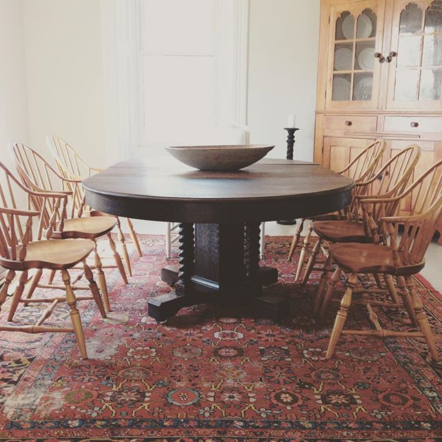 Mixing woods for Farmhouse style… CynthiaWeber.com