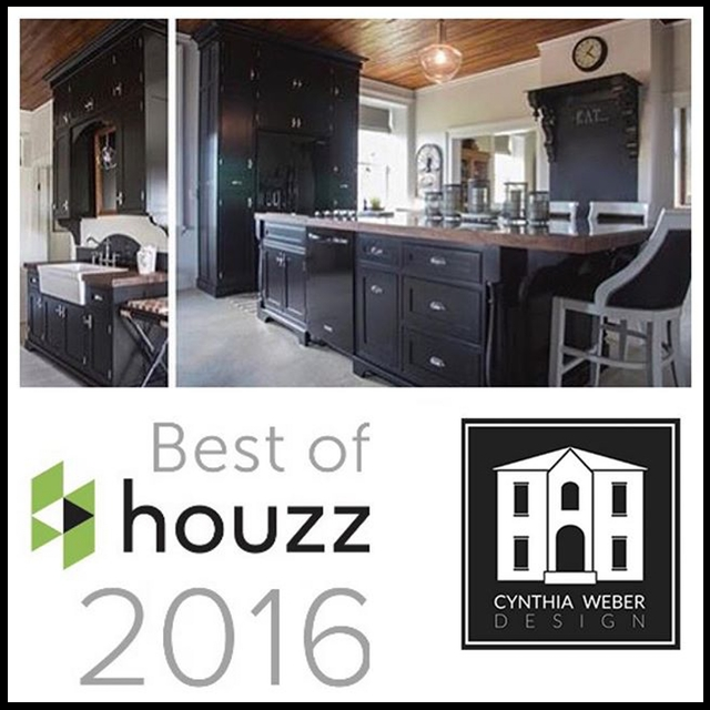 Cynthia Weber Design:  Best of Houzz 2016
