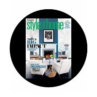 My Design Studio Featured in Style at Home