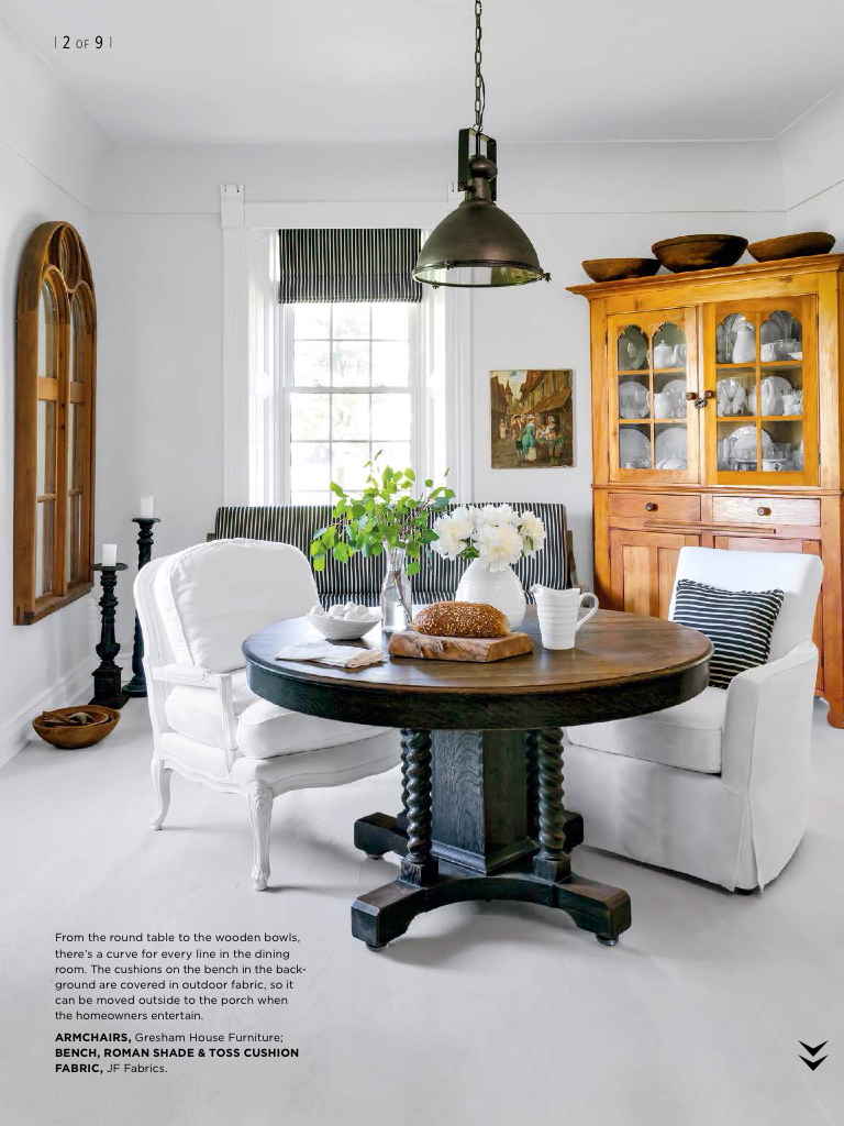 BannockBurn 1878 Feature in Style at Home…