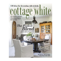 Cynthia Weber Design cover Cottage White